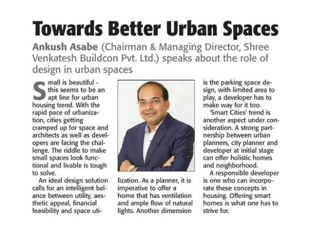 Towards Better Urban Spaces